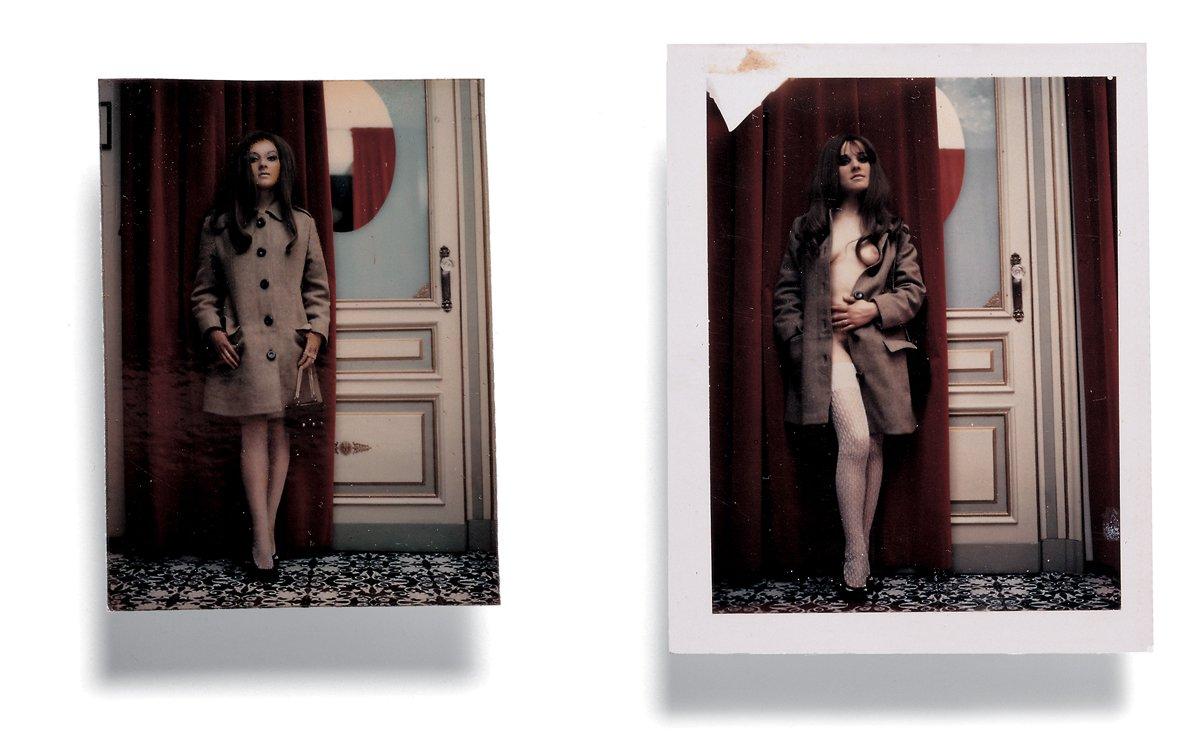 Carlo Mollino polaroid e foto erotiche