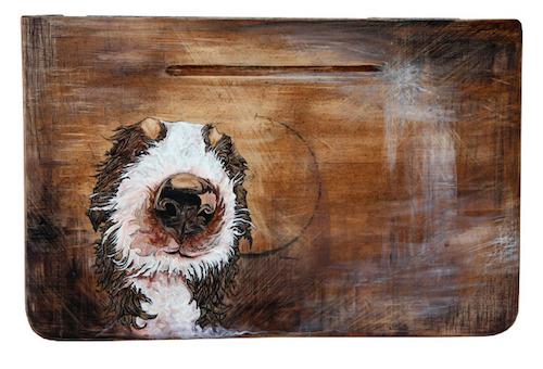 desk-art-dog