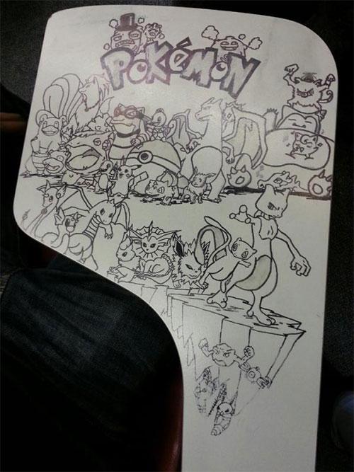 desk-art-pokemon-doodle