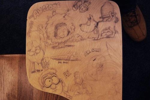 desk-art-sketch