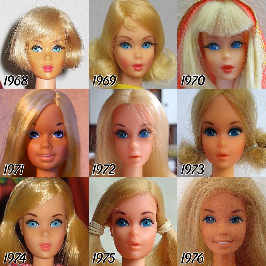 barbie la bambola della mattel