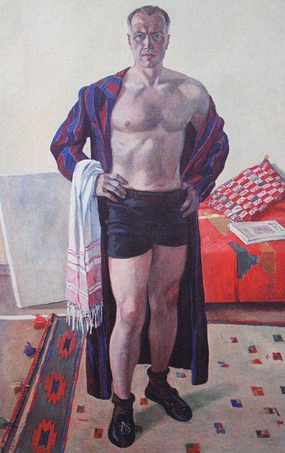 Aleksandr Deineka