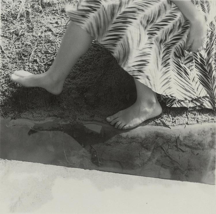Francesca Woodman 1975-76 Untitled Providence Rhode Island