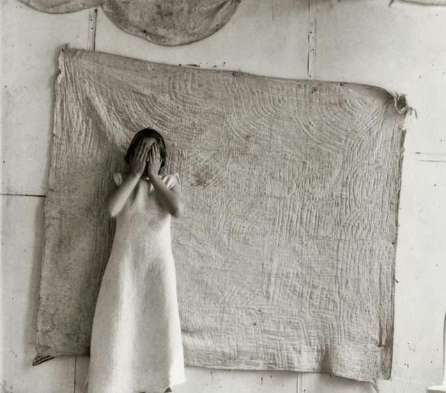 Francesca Woodman 1976-77 Untitled Providence Rhode Island