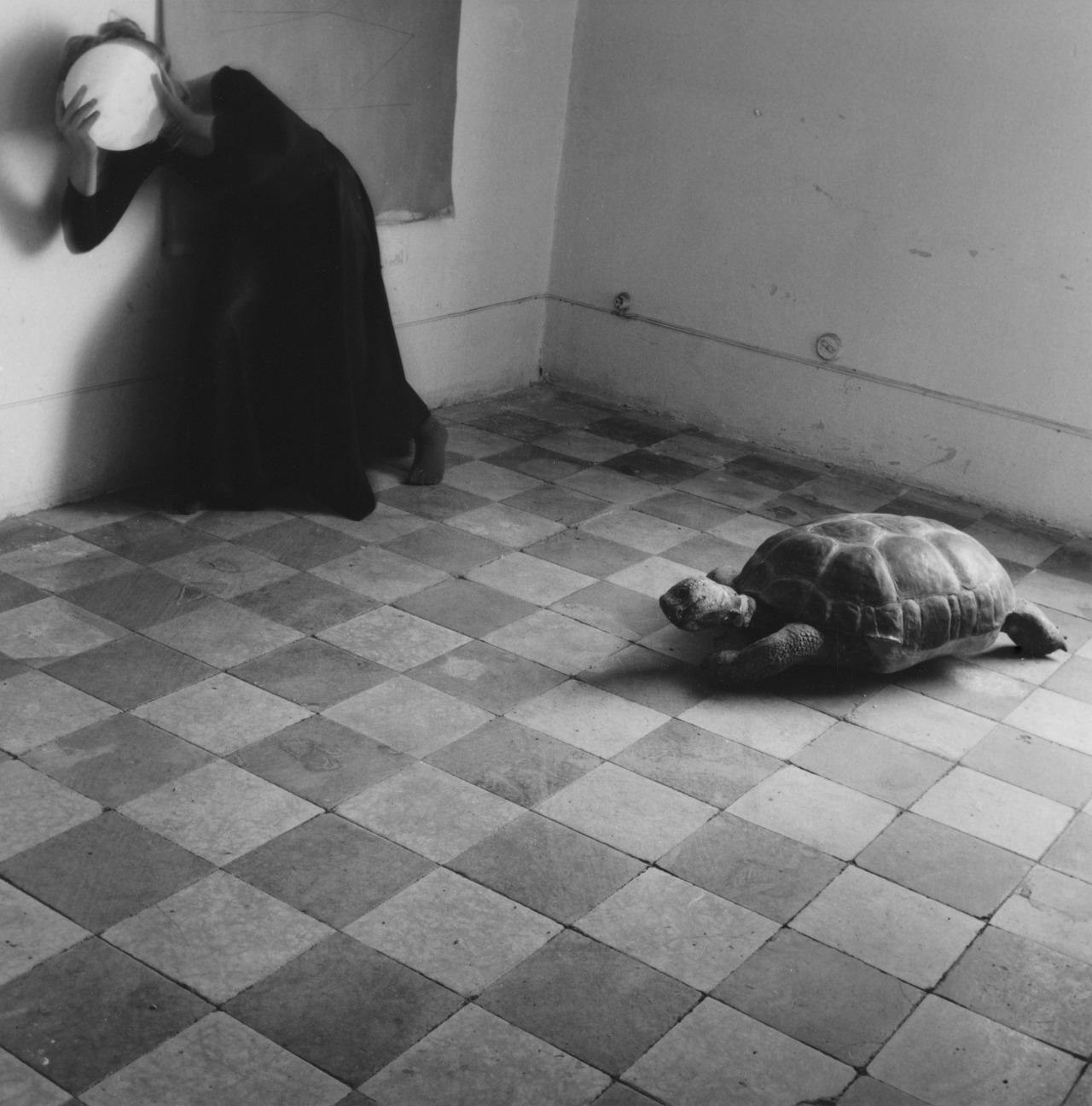 Francesca Woodman - Ancora un altro cielo plumbeo Roma 1977-78