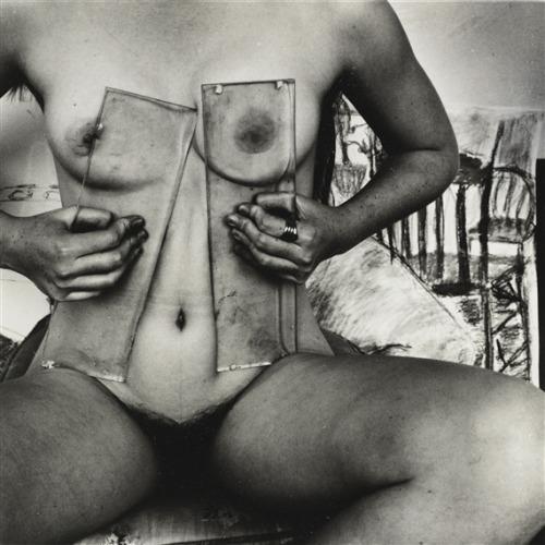 Francesca Woodman Untitled Providence Rhode Island 1976