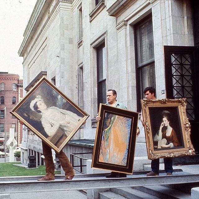 Trasferimento di sede per il Museo di Belle Arti di Montreal (1973)