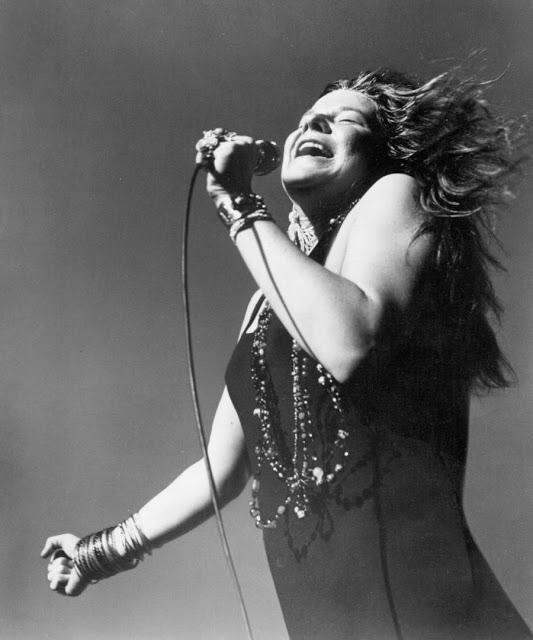 Janis Joplin, morta a 27 anni