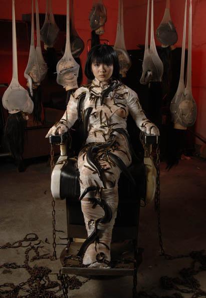 daikichi amano e l'oscuro erotismo giapponese