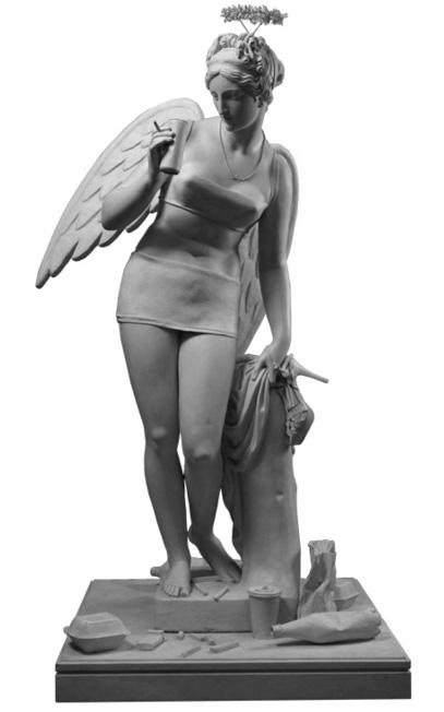 01_banksy scultura