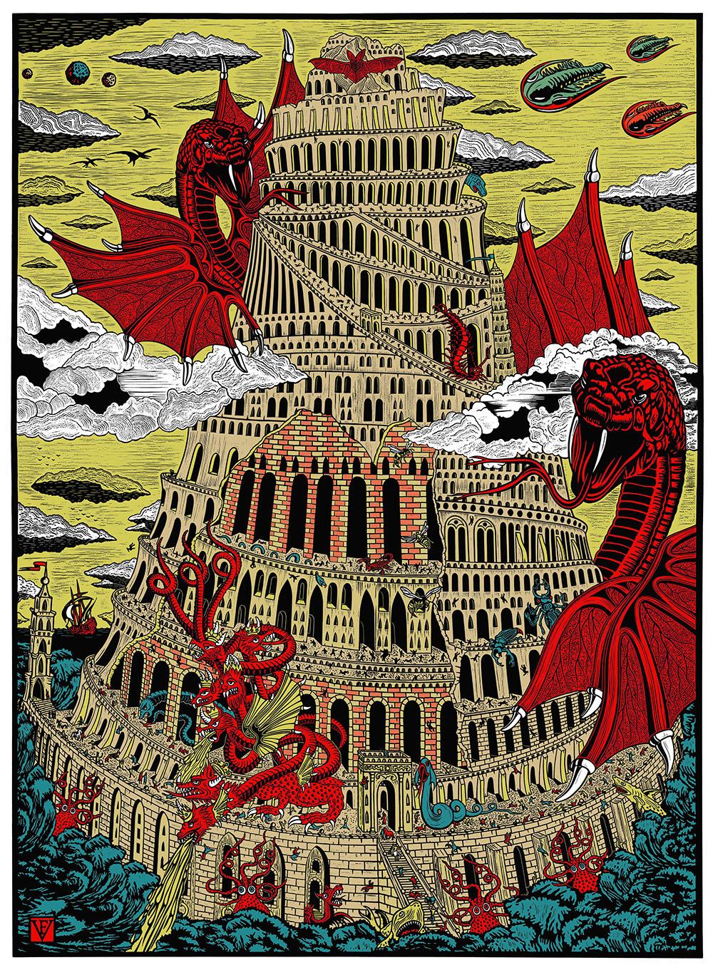 02_chimera_frederic voisin_Tour de Babel