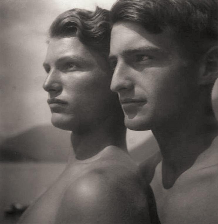 06_Rudolf Koppitz_brothers_1928