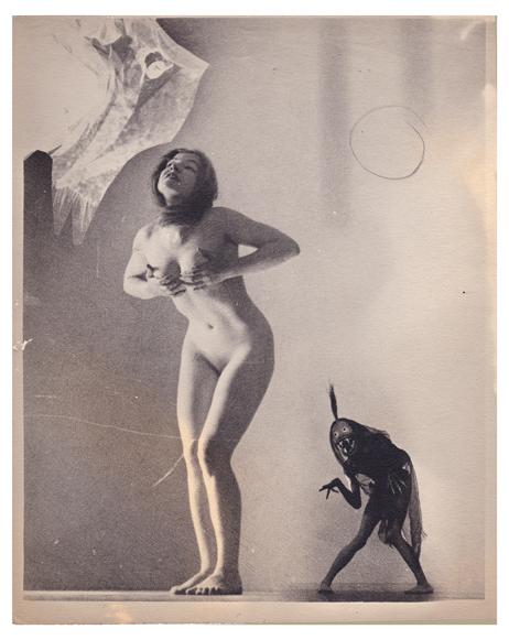 18_Nude with demon_william mortensen