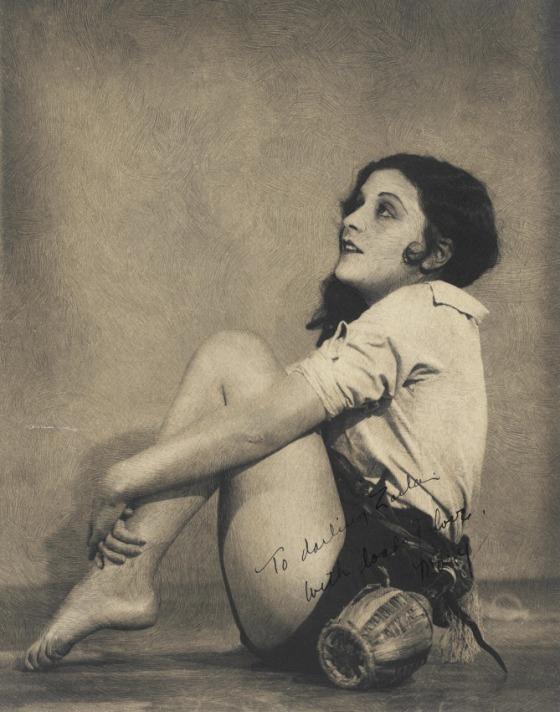30_Mary Doran_1928_william mortensen