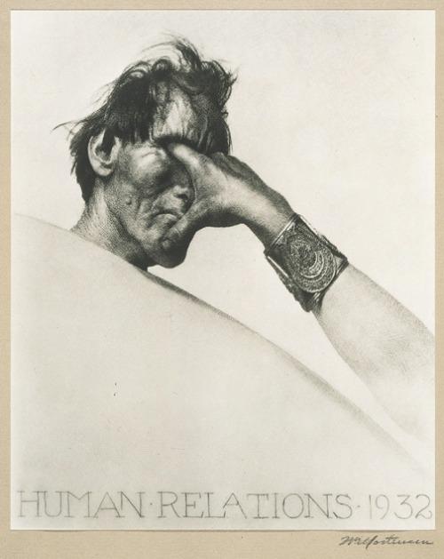 35_human relations_1932_william mortensen