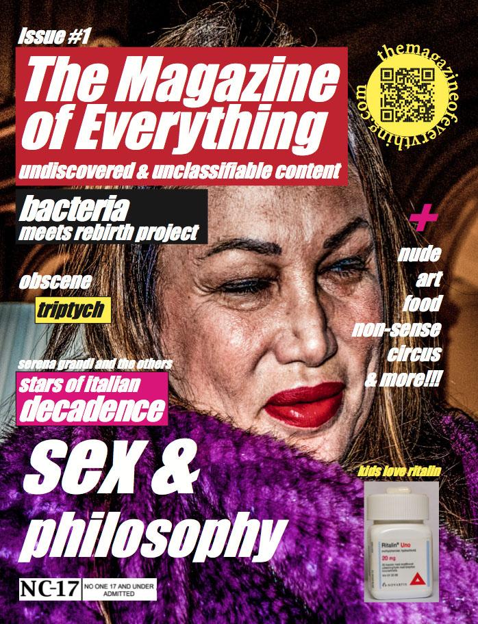 the magazine of everything