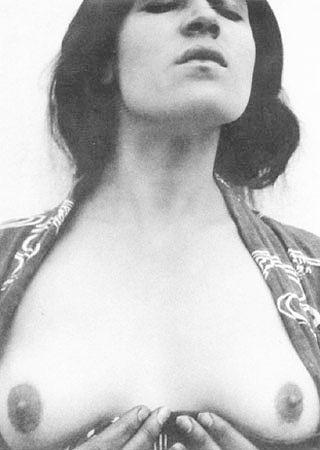 Edward Weston, ritratto di Tina Modotti.