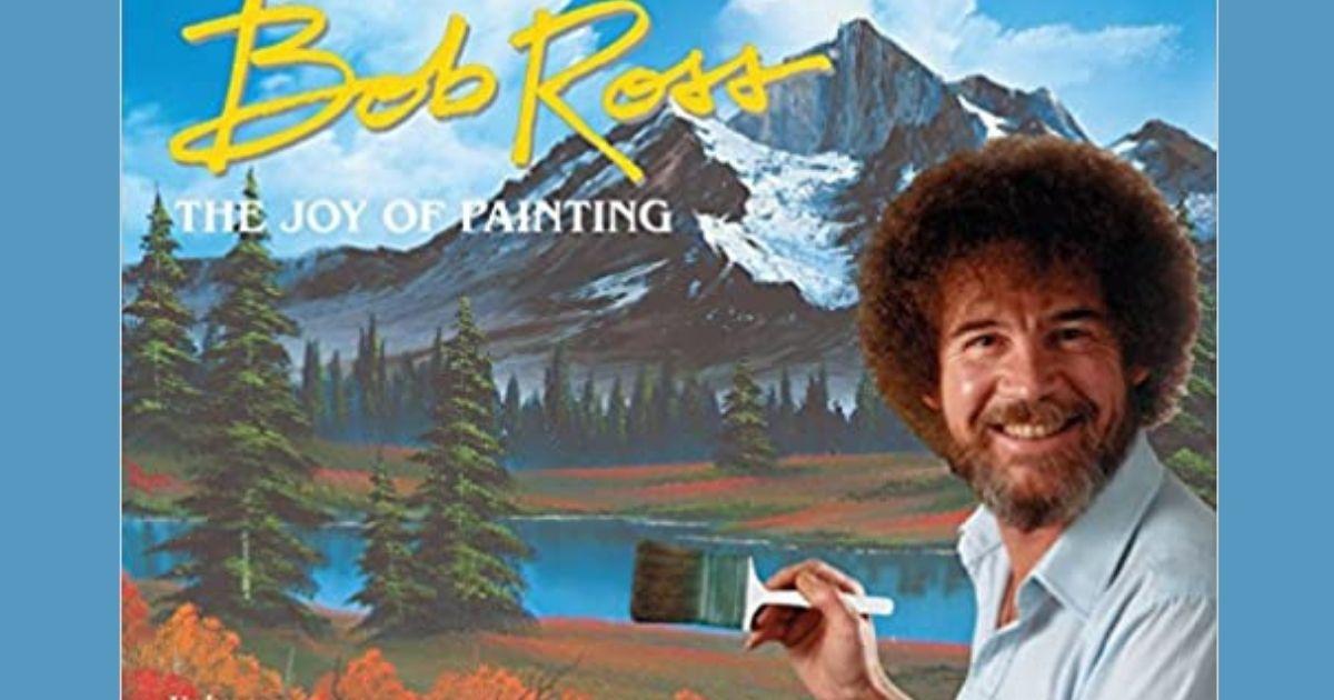 bob ross_feat